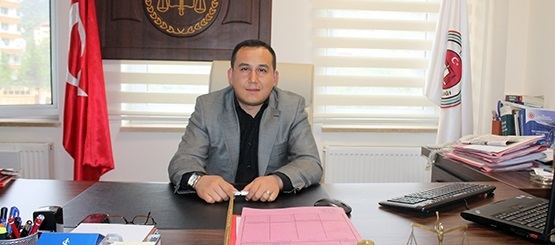 İSKİLİP CUMHURİYET SAVCISI HSYK MÜFETTİŞİ OLDU