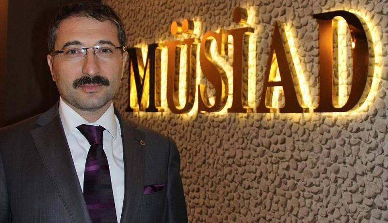 ÇORUM MÜSİAD'DAN İSRAİL'E TEPKİ
