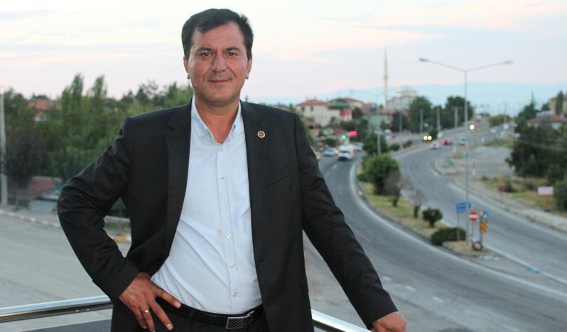 ÜNAL GEVŞEK MHP'DEN TEKRAR ADAY