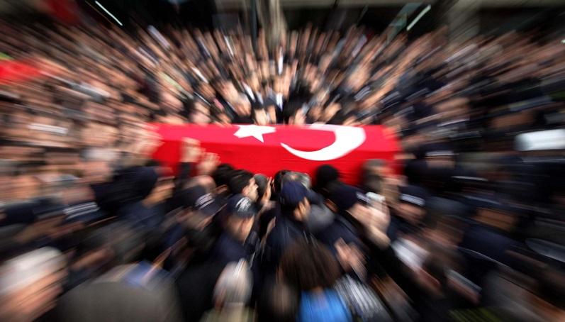ÇORUMLU POLİSTEN ACI HABER GELDİ