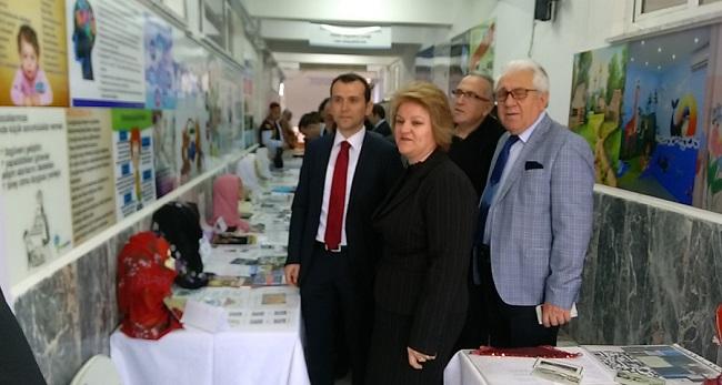 'ÇEMBERİMDE GÜL OYA' SERGİSİ ÇORUM'DA