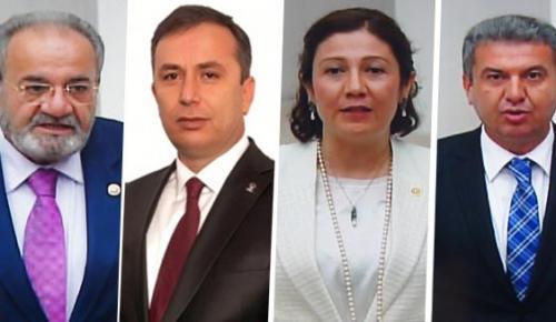 ÇORUM'UN VEKİLLERİ SINIFTA KALDI