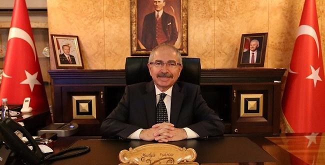 Vali/Büyükşehir Belediye Başkan V. Mustafa Yaman, ile ilgili görsel sonucu