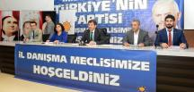İL DANIŞMA MECLİSİ TOPLANDI
