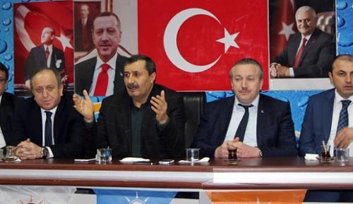 YILDIRIM'DAN MHP'YE TEŞEKKÜR