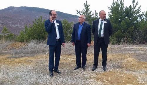 ORTAKÖY'E YENİ MESİRE ALANI