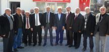 MHP TEŞKİLATI LAÇİN'İ ZİYARET ETTİ