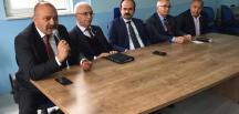 ORTAKÖY'DE ESNAF BİLGİLENDİRİLDİ