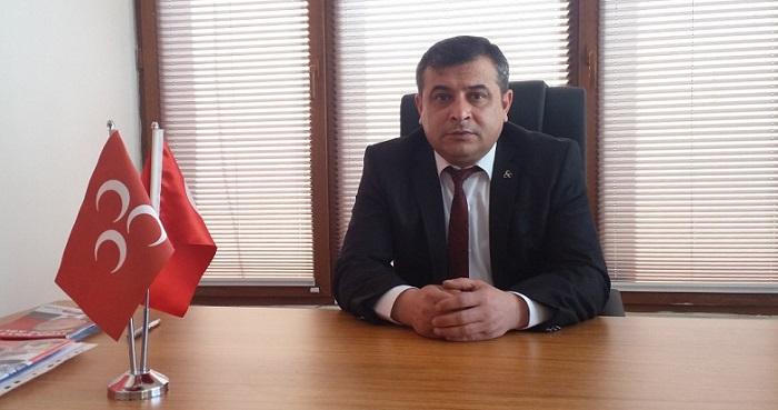 MHP'DEN KELEŞ'E SERT TEPKİ GELDİ