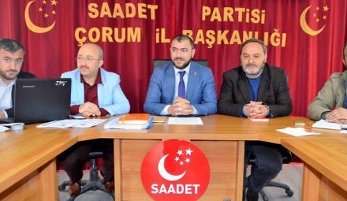 İL DİVAN TOPLANTISI GERÇEKLEŞTİLDİ
