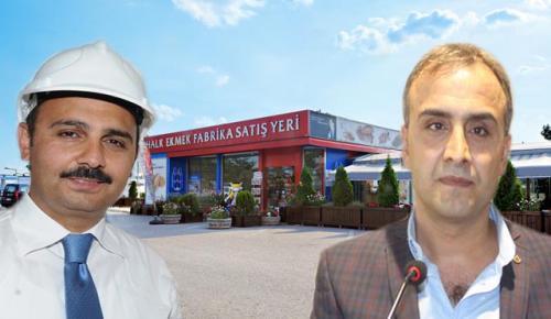 ÇORUM'DA HALK EKMEK TARTIŞMASI