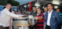 AK PARTİ KARGI'DA İFTARDA BULUŞTU