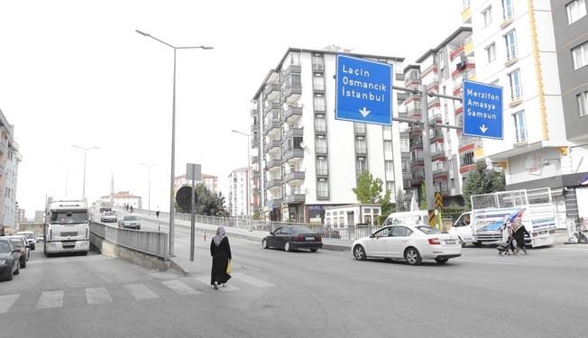 osmancık köprüsü çorum sarılık üst geçidi (1)