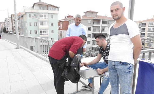 osmancık köprüsü çorum sarılık üst geçidi (2)