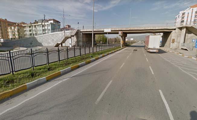 osmancık köprüsü çorum sarılık üst geçidi (3)
