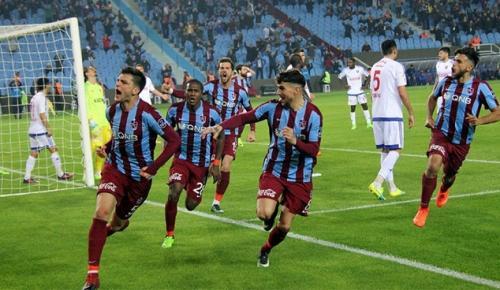 TRABZONSPOR ÇORUM'A GELİYOR!