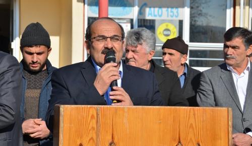 KUDÜS KARARI KARGI'DA PROTESTO EDİLDİ