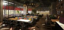 HAPPY MOON'S CAFE AHL PARK'TA AÇILACAK