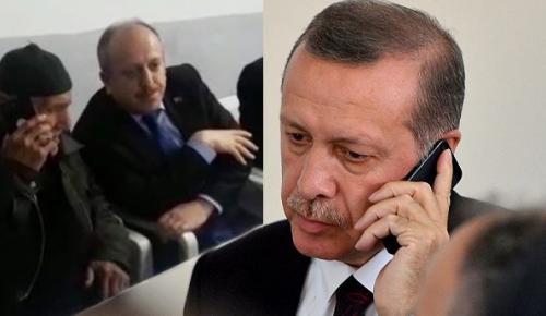 ŞEHİDİN AİLESİYLE TELEFONDA GÖRÜŞTÜ