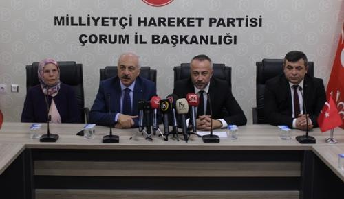 ZEKİ GÜL'DEN MHP'YE İADE-İ ZİYARET