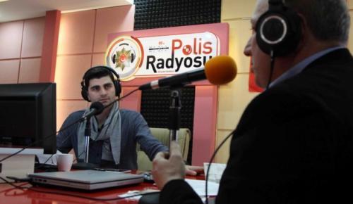 POLİS RADYOSU ÇORUM'DA YAYINA GEÇTİ