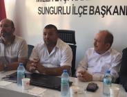 AK PARTİ'DEN MHP'YE TEŞEKKÜR ZİYARETİ