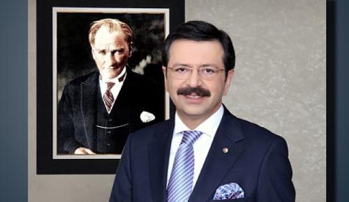 RIFAT HİSARCIKLIOĞLU ÇORUM'A GELECEK