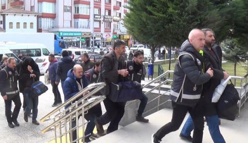 FETÖ'NÜN KOMİSER YARDIMCILARINA OPERASYON