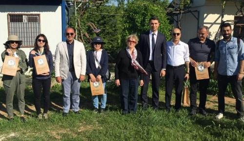 JAPON TELEVİZYONU ORTAKÖY'Ü TANITACAK