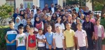 UĞURLUDAĞ'LI ÖĞRENCİLER ÇORUM'U TANIDI
