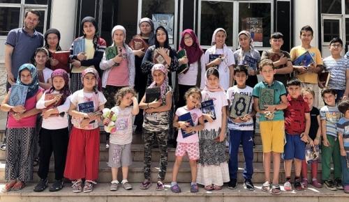 YAZ KUR'AN KURSLARI DEVAM EDİYOR