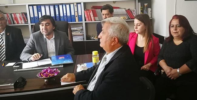 DANIŞMA TOPLANTILARI DEVAM EDİYOR