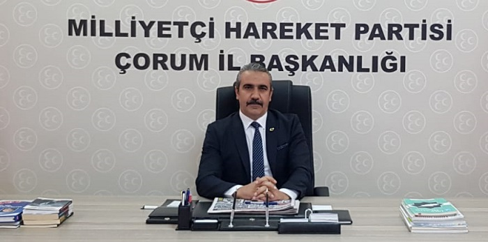 ÇORUM MHP'DE KONGRE SÜRECİ BAŞLIYOR