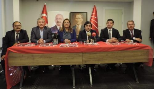 CHP'DEN 4 MİLLETVEKİLİ ÇORUM'A GELİYOR