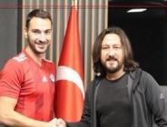 ÇORUM FK ŞABAN GENİŞYÜREK İLE ANLAŞTI