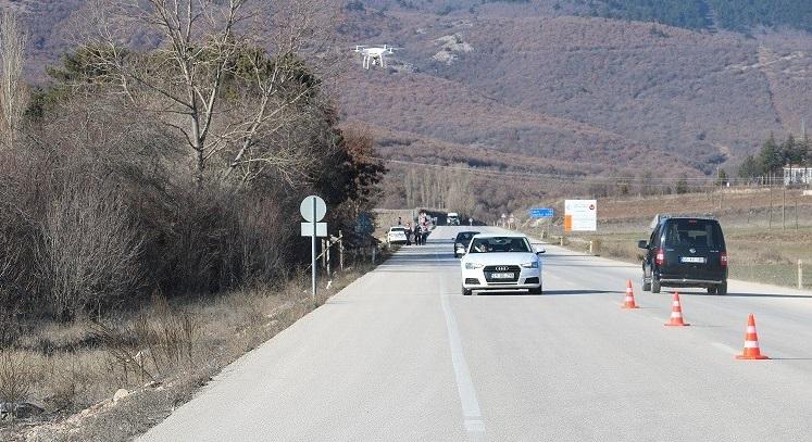 JANDARMA'DAN DRONLU DENETİM