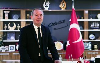 BAŞKAN ŞAHİNER'DEN YARDIM KAMPANYASI